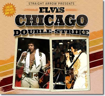 Chicago Double-Strike CD