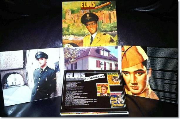 Elvis In Germany CD Re- Issue