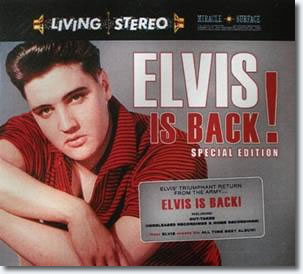 Elvis is Back : Special edition 2 CD Set