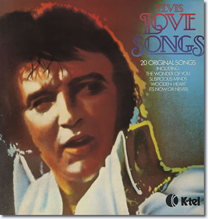 Love Songs : 20 original Songs