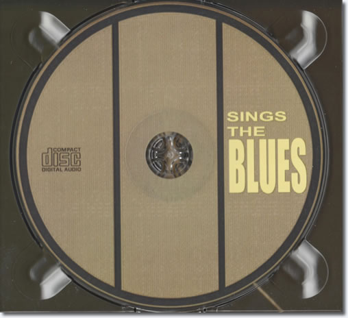 Elvis Sings The Blues CD : The Disc.