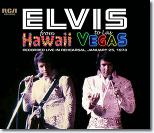 From Hawaii To Las Vegas Soundboard Rehearsal FTD CD