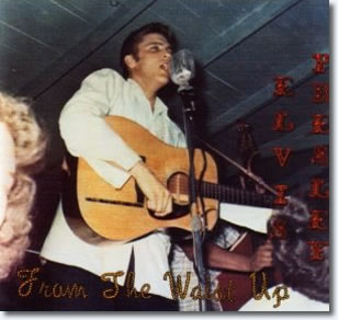 Elvis Presley : From The Waist Up CD.