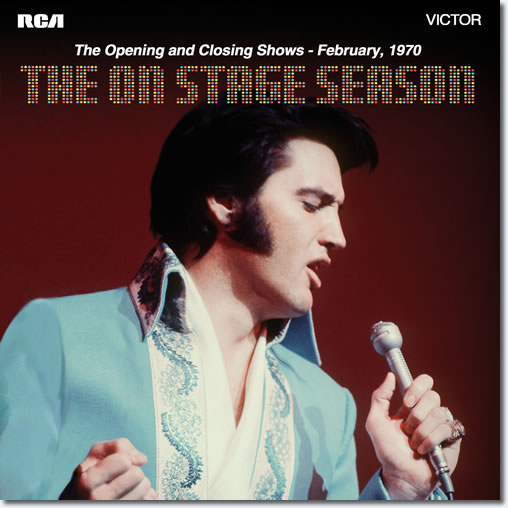 The On Stage Season : The Opening And Closing Shows, February 1970 : 2 CD Set from FTD