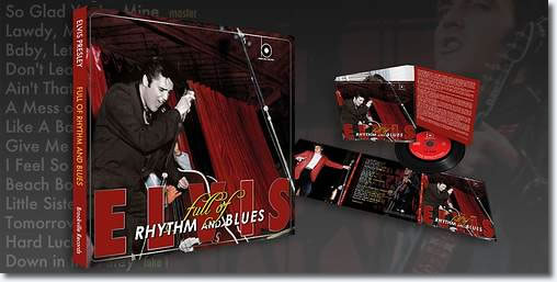 Full Of Rhythm And Blues CD