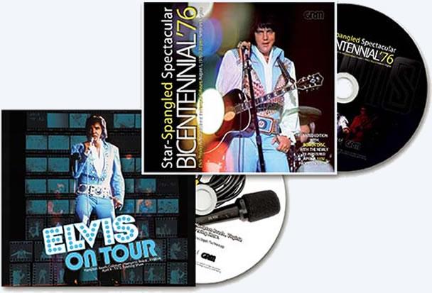 Hampton Roads Concert + Bicentennial '76 2 CD Set from Gravel road Music