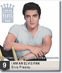 I Am An Elvis Fan on NZ Charts.
