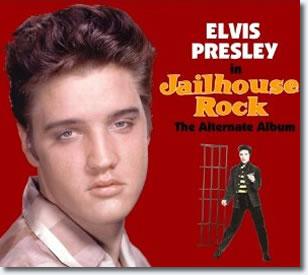 Elvis Presley : Jailhouse Rock The Alternate Album CD