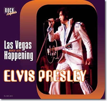 Las Vegas March 1975 Happening : March 22, 1975 Midnight performance 2 CD