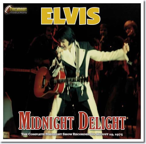 Midnight delight CD