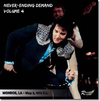 Never Ending Demand Volume 4 : Monroe 3.5.75 E/S