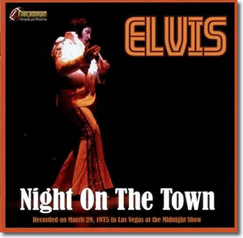 Night On The Town CD