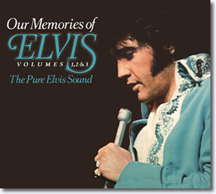Our Memories Of Elvis : 2-Disc Set from FTD
