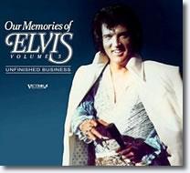 Our Memories of Elvis Volume 3 CD