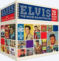 The Perfect Elvis Presley Soundtrack Collection. 20 Movie Soundtracks.