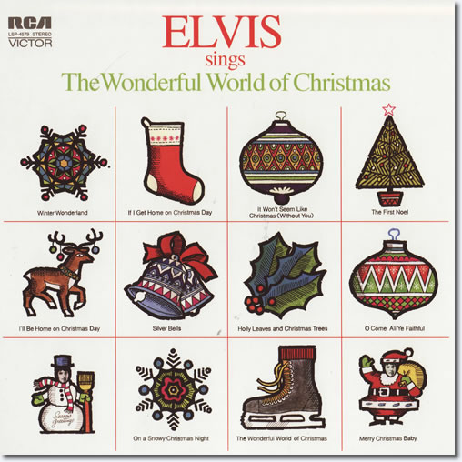 Elvis Sings The Wonderful World Of Christmas FTD 2 CD Special Edition