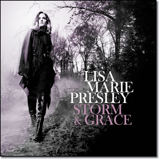 Storm and Grace : Lisa Marie Presley.