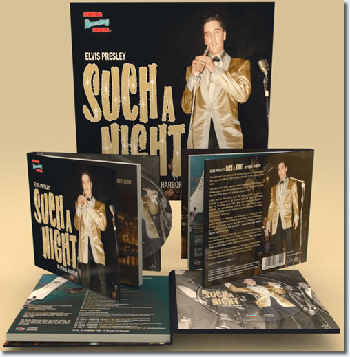 Such A Night in Pearl Harbor CD / Book