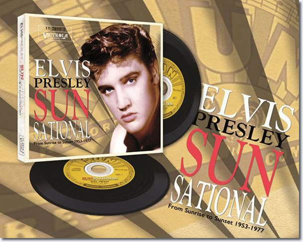 SUNsational : From Sunrise to Sunset 1953-1977 3 CD Set from Victrola