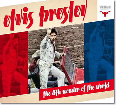 The 8th Wonder Of The World CD from Venus