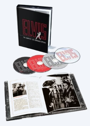The Complete '68 Comeback Special : The 40th Anniversary Edition 4 CD Set