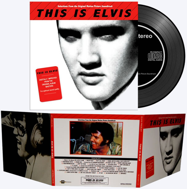 This is Elvis : From The Original Master Tapes CD