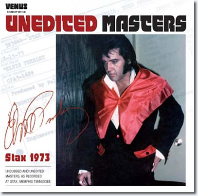 Unedited Masters : Stax 1973 CD from Venus Productions