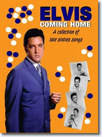 Elvis Coming Home DVD.