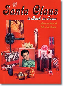 Santa Claus Is Back In Town DVD.