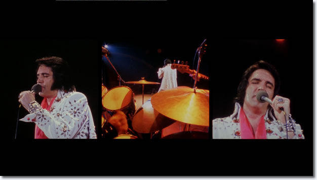 Elvis On Tour Blu-Ray & DVD