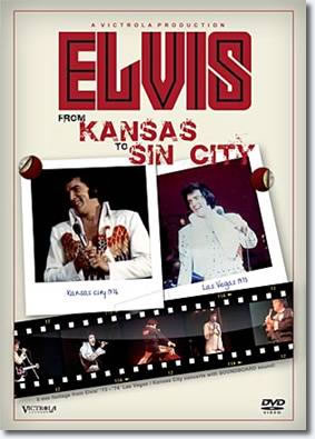 From Kansas City To Sin City DVD From 'Victrola'