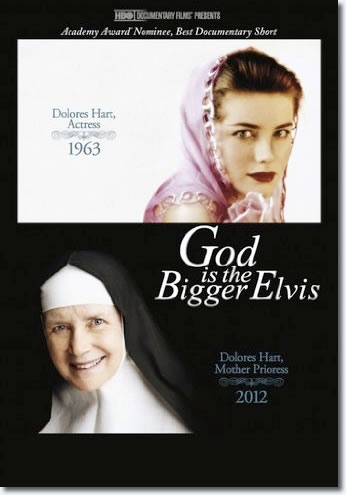 God Is The Bigger Elvis DVD
