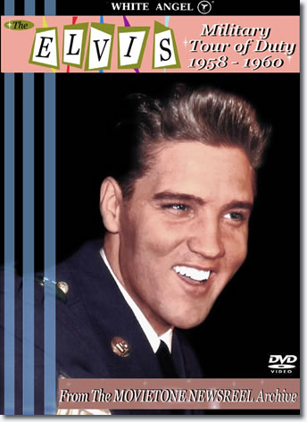 The Elvis Military Tour Of Duty 1958-1960 DVD