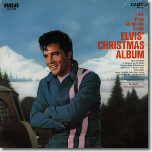 Elvis' Christmas Album. Camden, 1970 : 10,000,000 sales Diamond award.