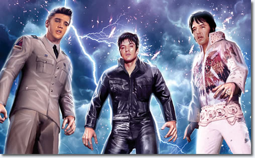 Elvis Presley to Become a Comic Book Hero