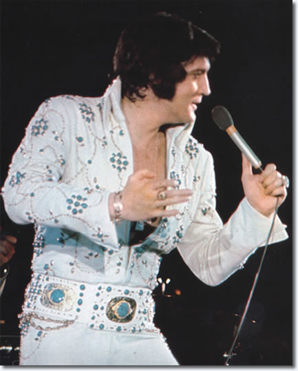 Elvis at the Richmond Coliseum, March 18, 1974 (FTD).