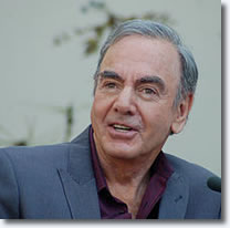 Neil Diamond 2012.