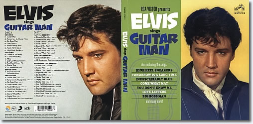 Elvis Sings Guitar Man FTD Special Edition 2 CD Set