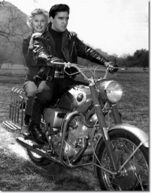 Elvis Presley in Roustabout