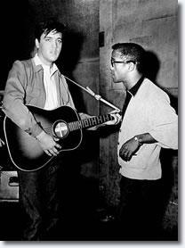 Elvis Presley & Sammy Davis Jr.
