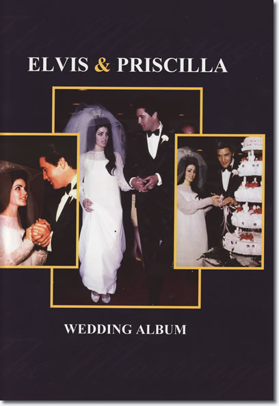 Elvis & Priscilla Wedding Album