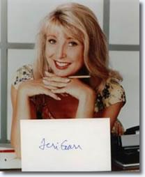 Terri Garr.