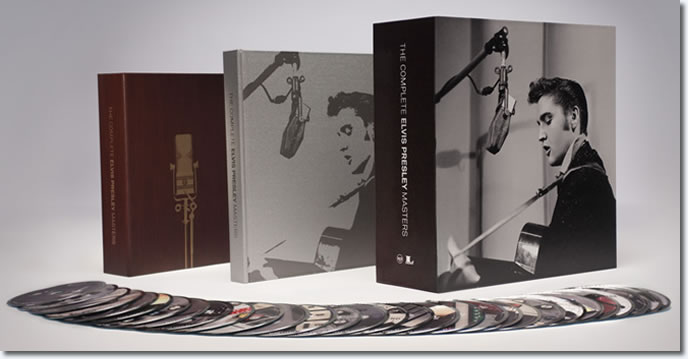 The Complete Elvis Presley Masters: 30 CD Limited Edition Box Set