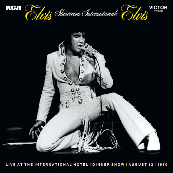 Elvis, Showroom Internationale 'Record Store Day' 2 LP.