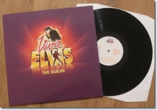 Viva Elvis180grm Heavy Vinyl Release
