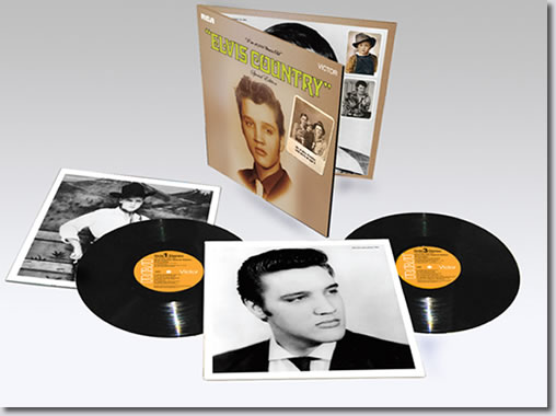 Elvis Country : Special Limited Edition 2-disc Vinyl Set