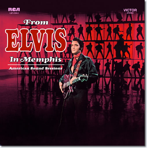 Elvis : The American Sound Sessions [From Elvis In Memphis] Limited Edition 2 LP Audiophile vinyl.