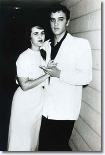 Wanda Jackson & Elvis