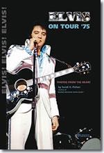 Elvis on Tour 1975 by Sandi Pichon