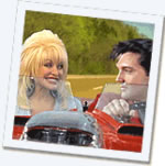 Elvis and Dolly Take a Road Trip